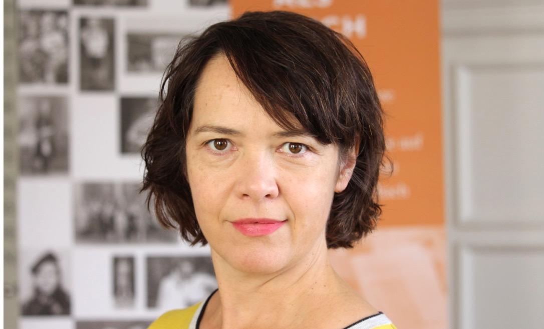 Assistentin der Geschäftsführung Karin Müller-Fleischer