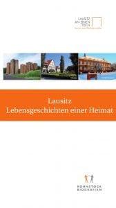 Buchcover: Lausitz. Lebensgeschichten einer Heimat