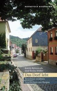 Buchcover: Das Dorf lebt. Bewohner erzählen Geschichten aus Burgau