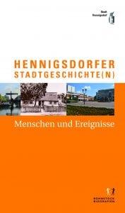 Buchcover: Hennigsdorfer Stadtgeschichte(n). Menschen und Ereignisse