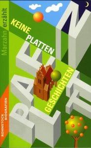 Buchcover: Marzahn erzählt. Keine Platten Geschichten