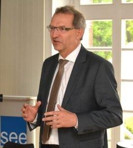 Hendrik Fischer, Staatssekretär im Ministerium für Wirtschaft und Energie des Landes Brandenburg