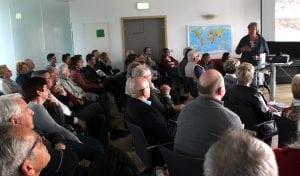 Broschüren-Premiere mit den Geschichten aus und von der Lausitz im IBA-Studierhaus (04.04.2016) - 3