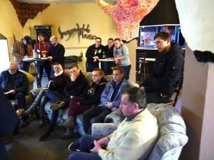 Erzählsalon im Jugendclub Plessa: Was ich mir für Plessa wünsche (30.03.2016) - 2