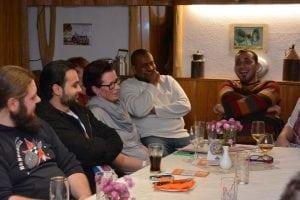 Sedlitzer Erzählsalon mit dem Demokratischen Frauenbund und Flüchtlingen im Colorado (18.11.2015) - 4