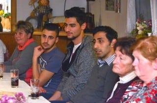 Der Erzählsalon in Sedlitz