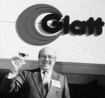 Werner Glatt, Glatt GmbH Process Technology