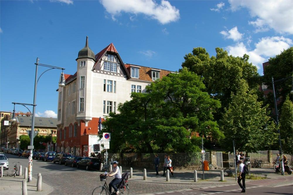 Rohnstock Biografien in Berlin-Prenzlauer Berg