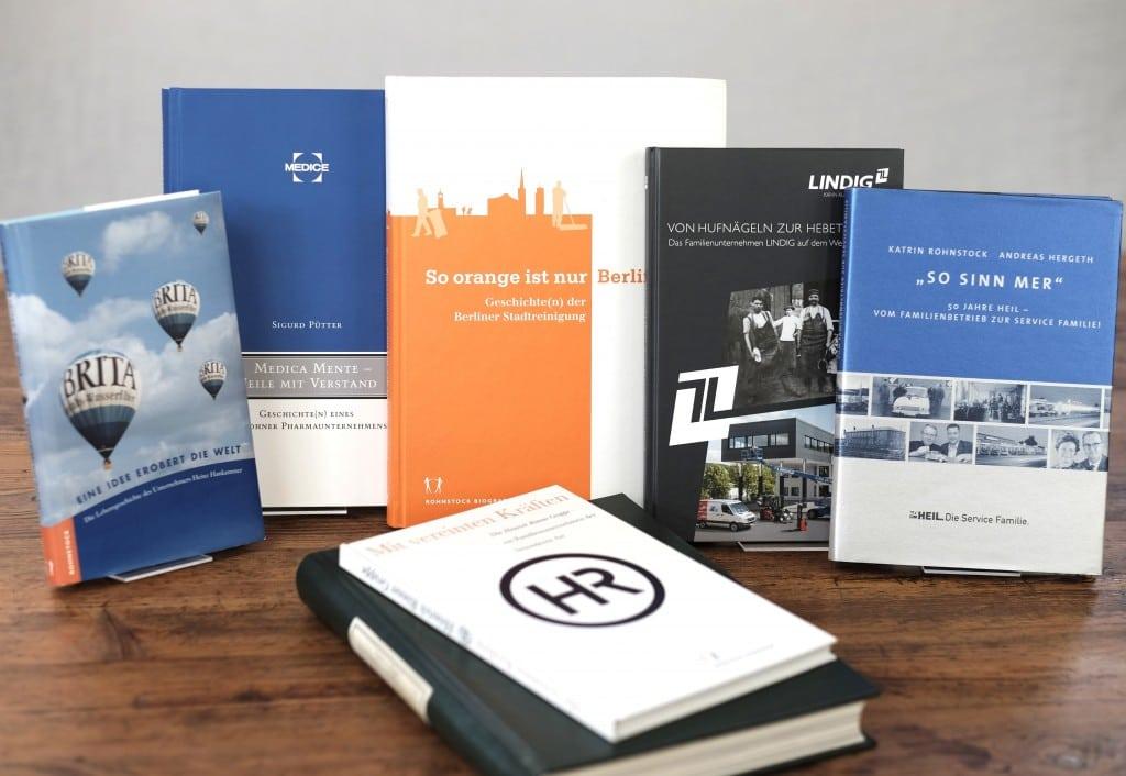 Firmengeschichten Rohnstock Biografien