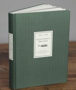 Gustav Alberts Firmengeschichte Buchcover