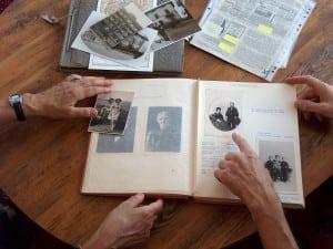 Unsere Arbeitsweise bei Rohnstock Biografien