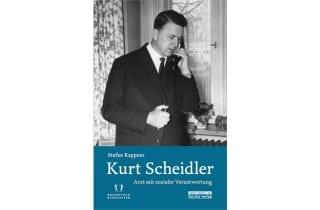 Cover Kurt Scheidler Autobiografie