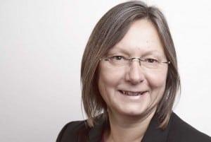 Autobiografikerin Sabine Tjørnelund