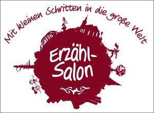 Logo Erzählprojekt »Kind sein in Riesa«
