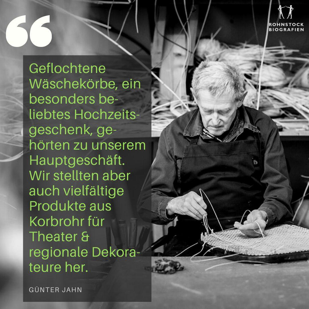 korbmacher handwerker chemnitz sachsen ostdeutschland tradition wäschekorb korbrohr flechten werkstatt podcast